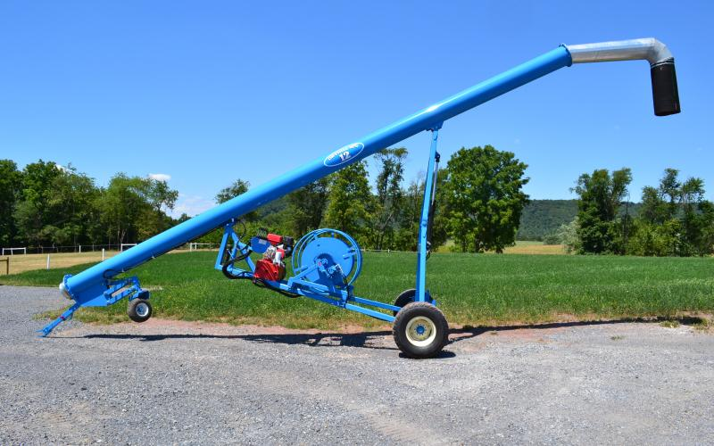Self Propelled fillpipe cart